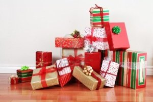 Pile of uneconomical gifts